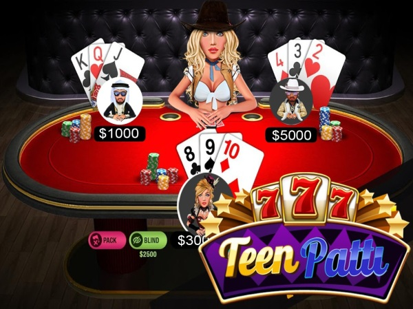 Image result for Online Teen Patti in India